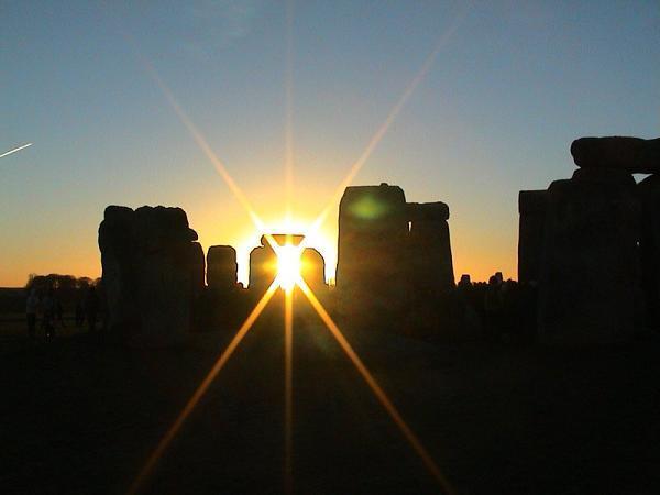 Stonehenge winter solstice 2009 8 09am 21st december stonehenge