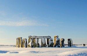 Stonehenge Christmas tours