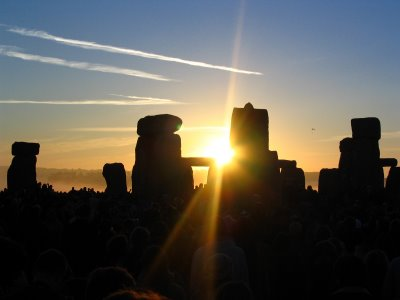 winter solstice 2012 | Stonehenge Guided Trips