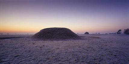 burial-mounds