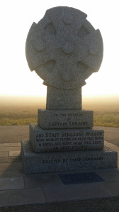 War memorial at Stonehenge