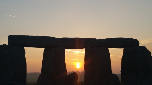 THOUSANDS of revellers travel to Stonehenge every year to mark summer solstice.