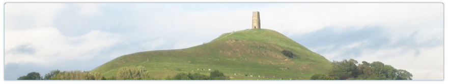 Climb Glastonbury Tor