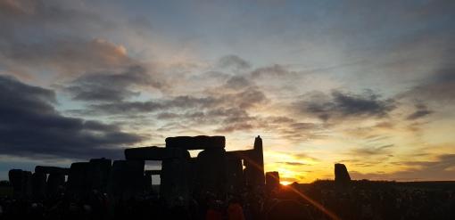 Stonehenge Equinox Sunrise