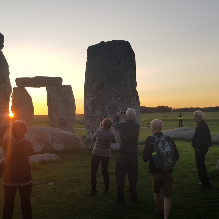 Our exclusive Stonehenge private access tours visit Stonehenge before or after the monument is officially open to the public, missing all the crowds.
