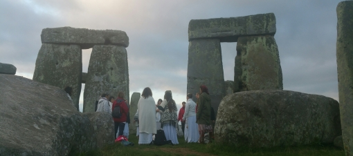 Ceremony within the inner circle of Stonehenge at sunrise. Connect with ancient traditions and feel the unadulterated intensity of Stonehenges earth-energies beneath your feet.
