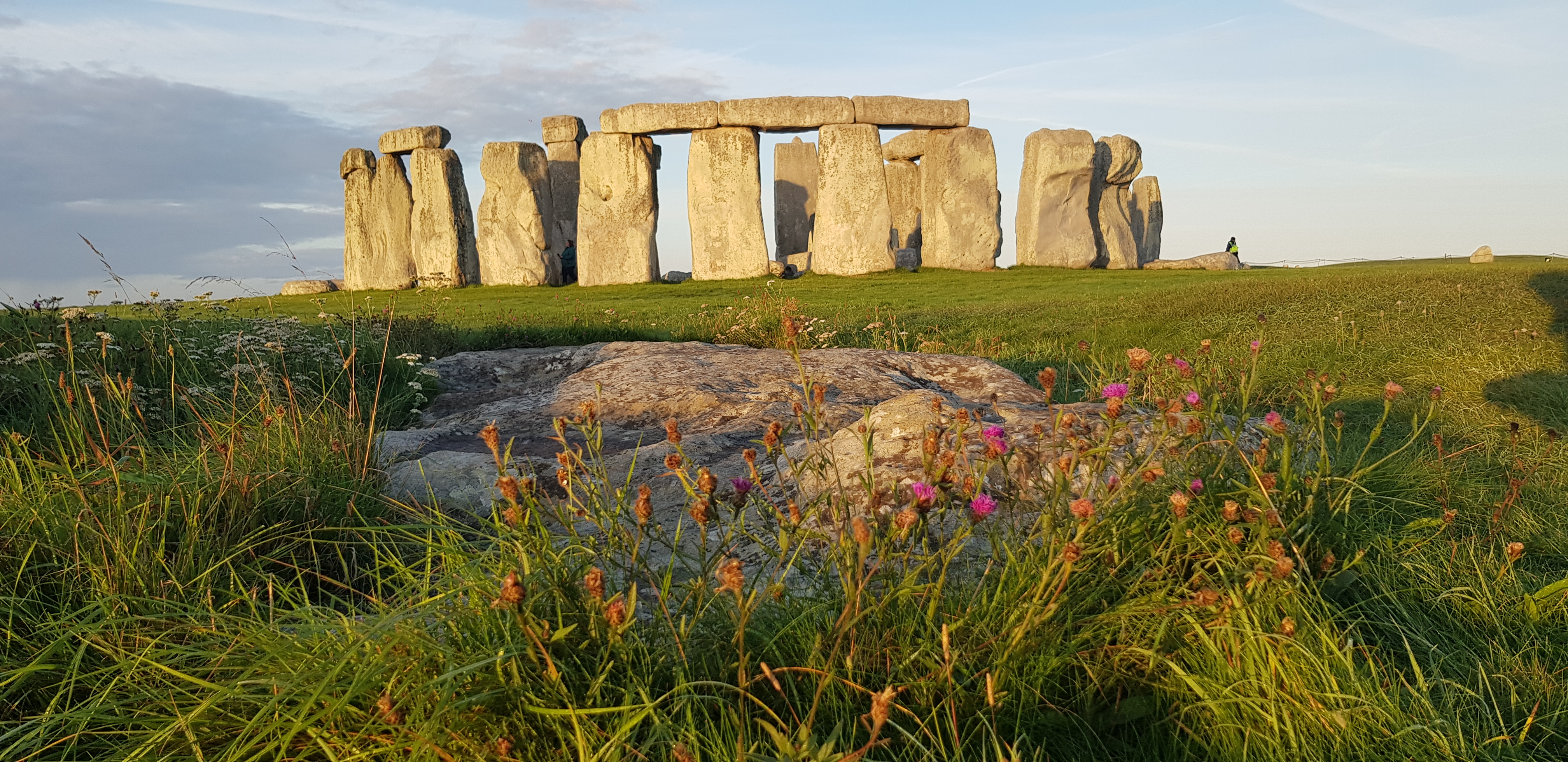 Stonehenge Stone Circle.  Guided Tours